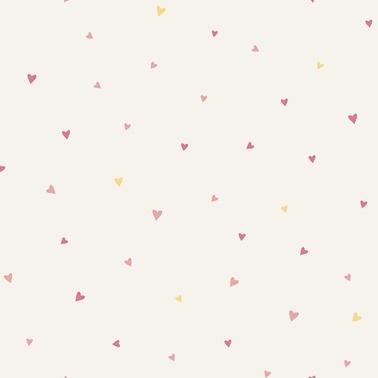 Duka Duvar Kağıdı Kids Collection Ballerina DK.15172-1 (16,2 m2) Renkli